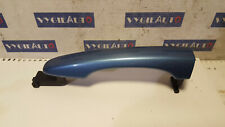 2014 VOLVO V60 S60 V40 DOOR HANDLE BLUE color 713-46 OEM