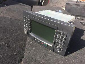 2007-2009 Mercedes-Benz X164 GL320 GL350 GL450 GL550 navigation screen monitor