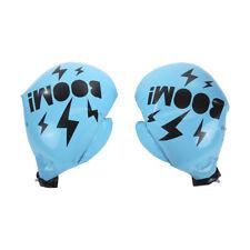 Mega Jumbo Inflatable Boxing Gloves Blue Giant Pair Oversized Fight Ring Kids