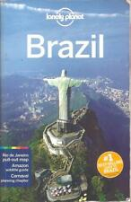 Lonely Planet Travel Guide to Brazil and Rio de Janeiro (Softback 9th ed'n 2013)