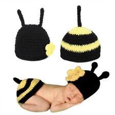 Newborn Photo Props Baby Boy Girls Crochet Knit Costume Photography Favor