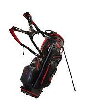 Big Max Standbag - Dri Lite G - 14er Divider - black/charcoal/red, Neuheit!