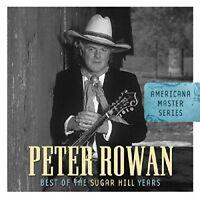 Peter Rowan - Best Of The Sugar Hill Years [CD]