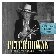 Peter Rowan - Best Of The Sugar Hill Years [CD]
