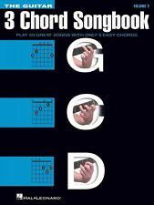 The Guitar Three-Chord Songbook Volume 2 G-C-D Sheet Music NEW 000137260