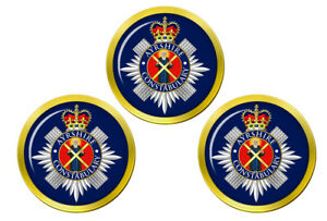 Ayrshire Constabulary Palla da Golf Marcatori