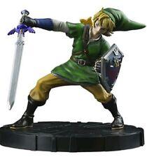 The Legend of Zelda Skyward Sword Link Statue first figures Nintendo New