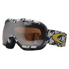 Oakley 57-359 GRETCHEN BLEILER STOCKHOLM Graphite Black Lens Snow Ski Goggles .