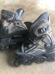 Rollerblade Geoblade 24.5 Skates