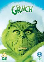 The Grinch DVD (2016) Jim Carrey, Howard (DIR) cert PG ***NEW*** Amazing Value