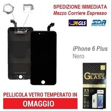 TOUCH SCREEN FRAME LCD DISPLAY RETINA SCREEN FOR APPLE IPHONE 6 PLUS BLACK
