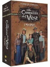How The West Was Won - Complete TV Series - James Arness NEW UK REGION 2 DVD PAL