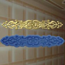 Dekor Stuck Verzierung Silikonform Ornament Relief Deckenverzierung Mold (192)