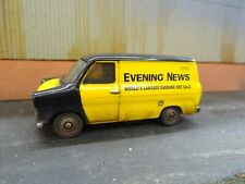 CORGI 1.76 MANCHESTER EVENING NEWS TRANSIT VAN (LINESIDE WEATHERED) BOXED