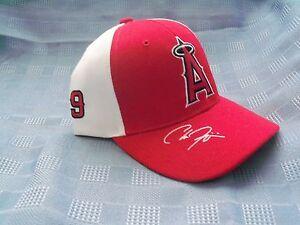 L.A. Angels Baseball Hat, Honoring Chone Figgins #9