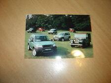 PHOTO DE PRESSE ( PRESS PHOTO )  50 ans de Land Rover R0029