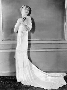8X10 Print Lilyan Tashman Fashion Portrait Scarlet Dawn 1932 #LTGD
