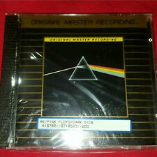"PINK FLOYD DARK SIDE OF THE MOON  ""GOLD"" CD ORIGINAL MASTER RECORDING - **READ"