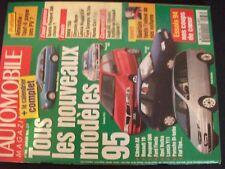 ** L'automobile magazine n°583 Programme master de karting Bercy / Dakar