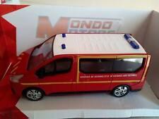 (v55) Voiture miniature 1/43 Renault Security Mondo Motors SAPEURS POMPIERS