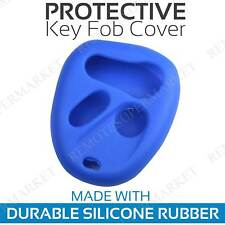 Remote Key Fob Cover Case Shell for 1996-2005 Buick Park Avenue Blue