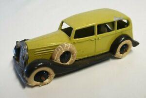 Buccaneer Vauxhall Metal Toy Car
