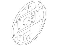 Genuine Kia Backing Plate 58355-FD100
