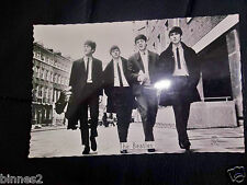 THE BEATLES OFFICIAL 1963 TOP STAR PHOTOGRAPH TS130 FULL GLOSS POSTCARD AWESOME