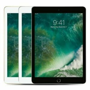 """Apple iPad 5 5th Gen 9.7"""" -32GB 128GB WiFi WiFi+4G Gold Silver Grey[AU Seller]"""