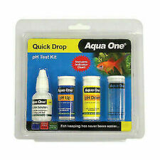 Aqua One Quick Drop pH Test Kit - 92000
