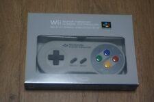 New RARE Official Wii/SNES Classic Controller Super Famicom Club Nintendo Retro