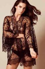 Lace Glamour Regular Size Kimono Nightwear for Women