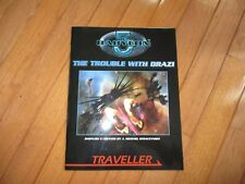 Traveller RPG Mongoose Babylon 5 The Trouble with Drazi