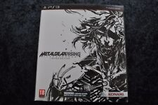 Metal Gear Rising Revengeance Limited Edition HD Collection Playstation 3 PS3