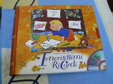 Tenerissimi Ricordi + CD Canzoncine La grande fiaba della tua piccola vita