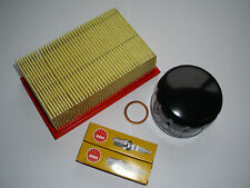 BMW F800GS and F650GS twin Original Service Kit spark plugs air oil filter