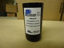 Packard PMJ270 Motor Start Capacitor 270-324 MFD 110-125 VAC