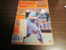 MARCH 1980 BASEBALL DIGEST GARY CARTER TOP