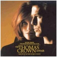 Ost - The Thomas Crown Affair NEW CD