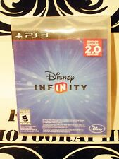 Disney Infinity VER 2.0 Game for Sony Playstation 3 PS3 Tested V2.0 Used VG / LN
