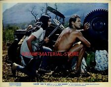"Jock Mahoney Tarzan Goes To India Original British 8x10"" Photo #M2431"