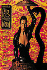 THE LAIR OF THE WHITE WORM (1988) ORIGINAL MOVIE POSTER  -  ROLLED