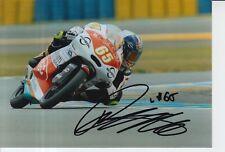 Philipp ottl Firmato a Mano 7x5 PHOTO interwetten Paddock Moto 3 MOTOGP 5.
