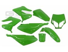 Set CARENATURA CARENATURA COLORE VERDE PER DERBI SENDA R SM GILERA SMT / RCR