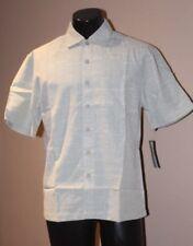 BATIK BAY Men's AVOCADO HABANERA Rockabilly Bowling Shirt SMALL MSRP $ 50.00
