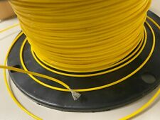 Wire Mil Spec Ptfe 22 Awg Stranded 25 Ft Yellow