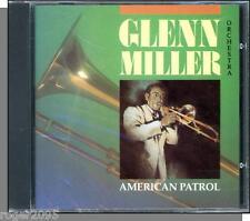 Glenn Miller Orchestra - American Patrol - New 1988 Four Star Big Band Jazz CD!