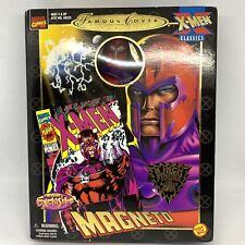 MARVEL célèbre Couvre X-Men Classic magnéto Mego Boxed Figure Doll Legends