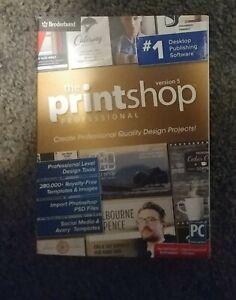 Printshop Professional VER 5 # 8410