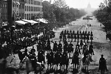 New 5x7 Civil War Photo: Grand Review of the Union Army in Washington, D.C.